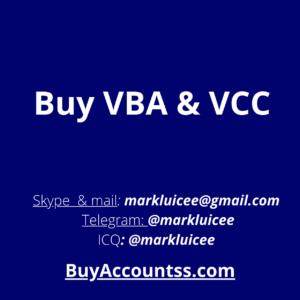 VCC & VBA