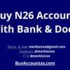 Buy N26 Account